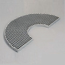 Special-Shaped Drain Cover Steel Grating