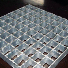 Carbon Steel Serrated Light-Duty Bar Grating