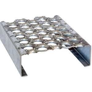 Perf-O Grip Safety Steel Grating